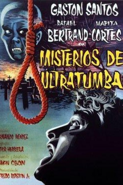Caratula, cartel, poster o portada de Misterios de ultratumba