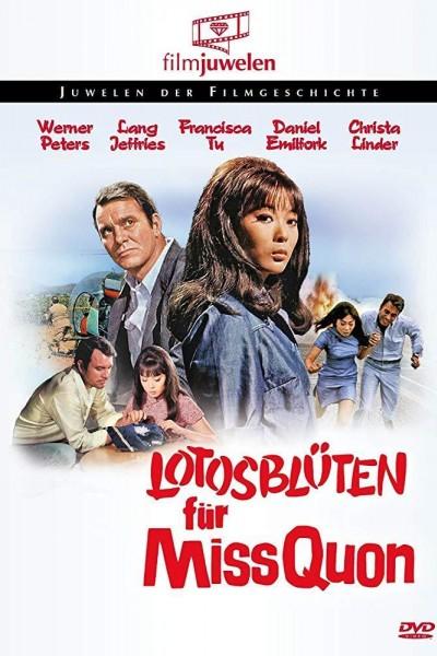 Caratula, cartel, poster o portada de Lotosblüten für Miss Quon