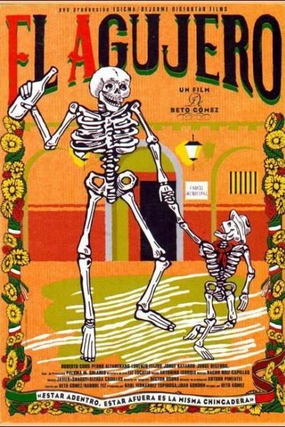 Caratula, cartel, poster o portada de El agujero