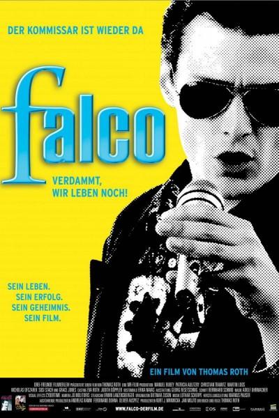 Caratula, cartel, poster o portada de Falco - Verdammt, wir leben noch!
