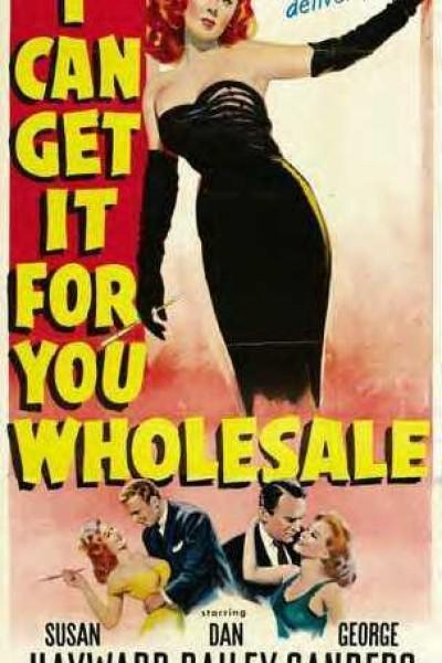 Caratula, cartel, poster o portada de Ambición de mujer