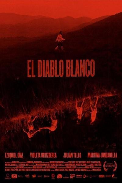 Caratula, cartel, poster o portada de El diablo blanco