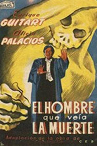 Caratula, cartel, poster o portada de El hombre que veía la muerte