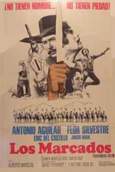Caratula, cartel, poster o portada de Los marcados