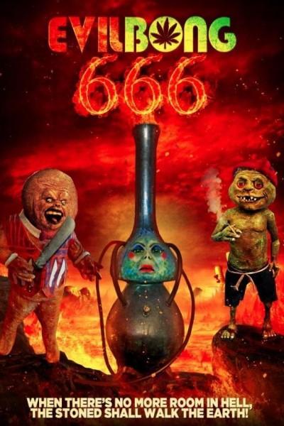 Caratula, cartel, poster o portada de Evil Bong 666