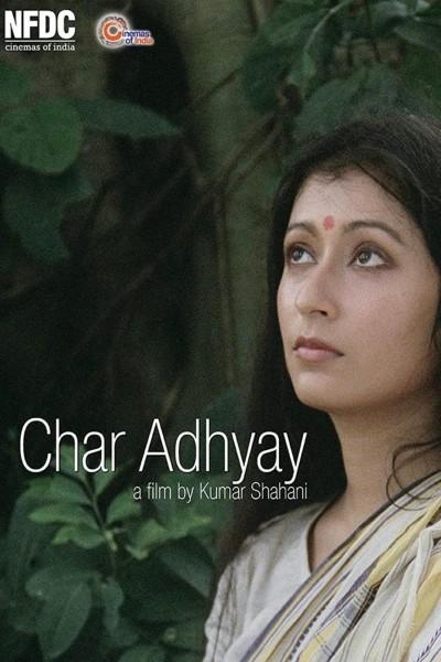 Caratula, cartel, poster o portada de Char Adhyay