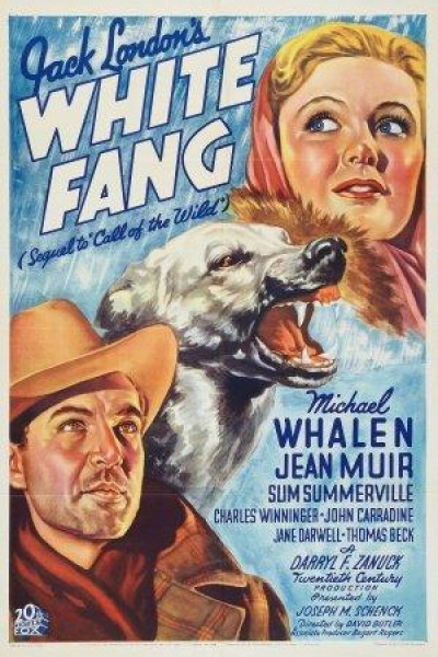 Caratula, cartel, poster o portada de White Fang