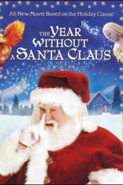 Caratula, cartel, poster o portada de El año sin Santa Claus
