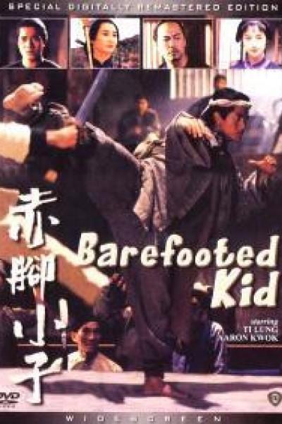 Caratula, cartel, poster o portada de The Barefooted Kid