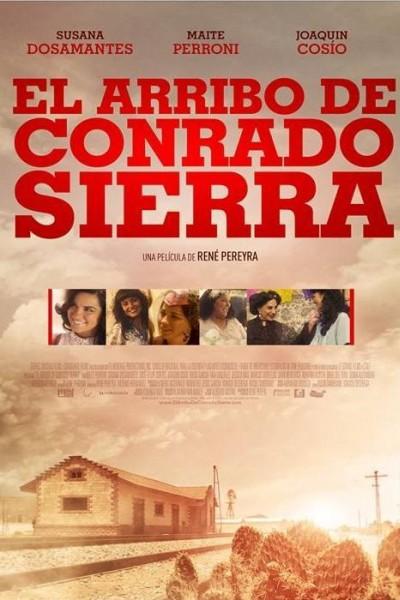 Caratula, cartel, poster o portada de El arribo de Conrado Sierra