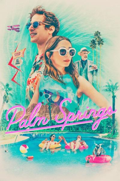 Caratula, cartel, poster o portada de Palm Springs