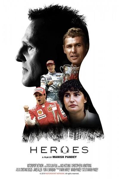 Caratula, cartel, poster o portada de Heroes
