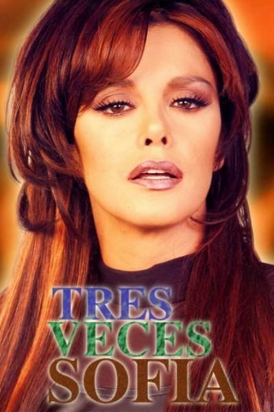 Caratula, cartel, poster o portada de Tres veces Sofía