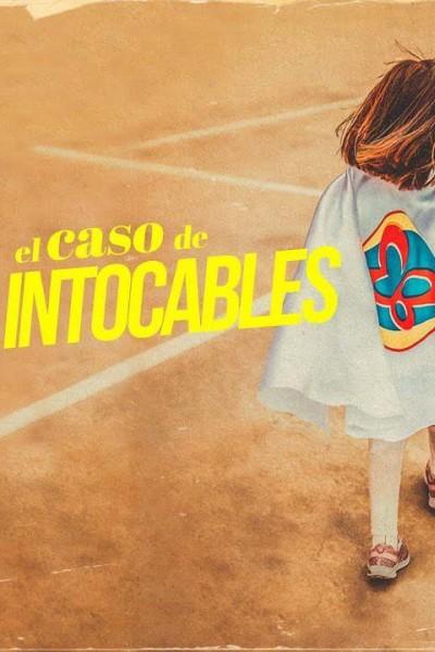 Caratula, cartel, poster o portada de El caso de los intocables