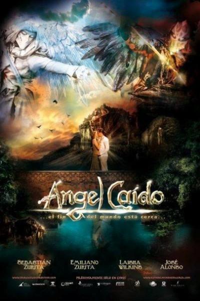 Caratula, cartel, poster o portada de Ángel caído