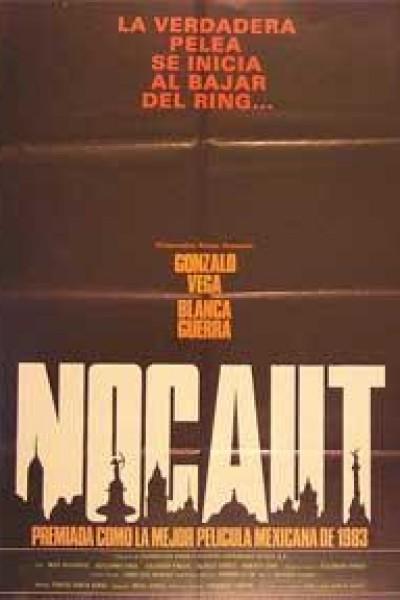 Caratula, cartel, poster o portada de Nocaut