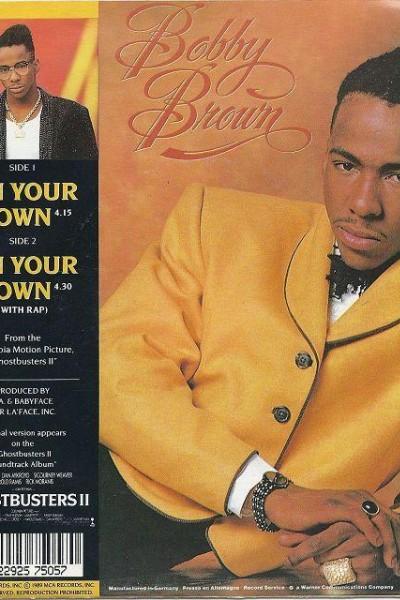Caratula, cartel, poster o portada de Bobby Brown: On Our Own (Vídeo musical)