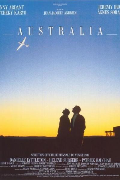 Caratula, cartel, poster o portada de Australia