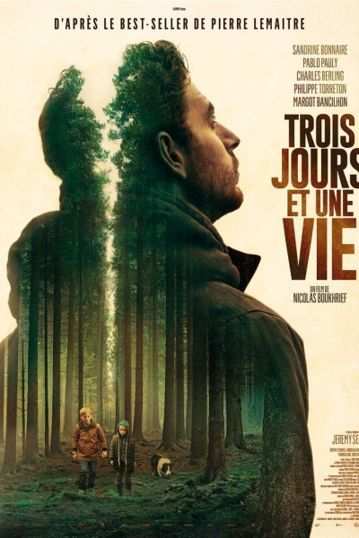 Caratula, cartel, poster o portada de Trois jours et une vie