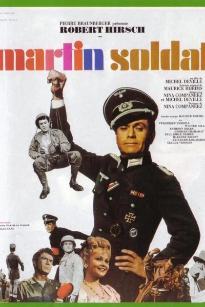 Caratula, cartel, poster o portada de Martin Soldat