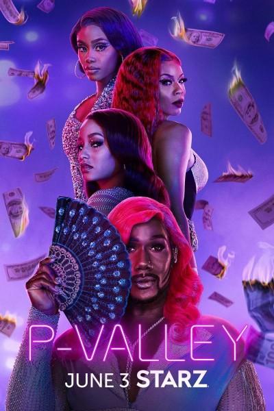 Caratula, cartel, poster o portada de P-Valley