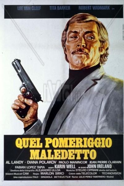 Caratula, cartel, poster o portada de Objetivo: matar