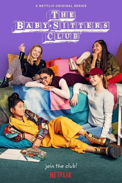 Caratula, cartel, poster o portada de El club de las canguro