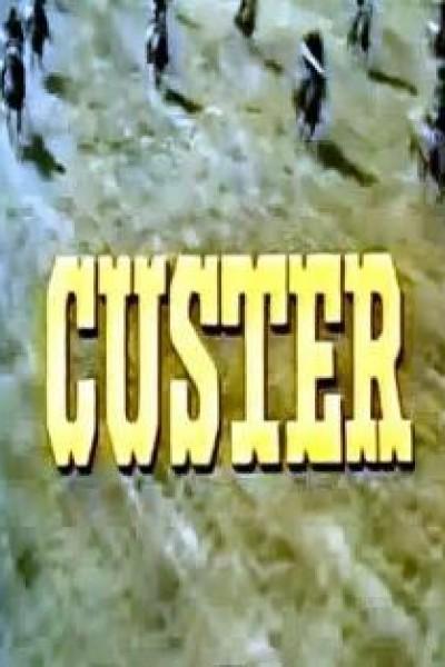 Caratula, cartel, poster o portada de Custer