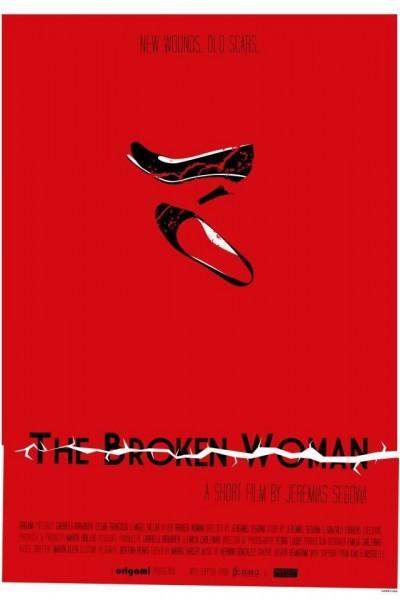 Caratula, cartel, poster o portada de La mujer rota