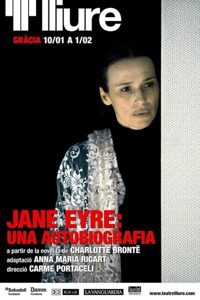 Caratula, cartel, poster o portada de Jane Eyre: una autobiografia