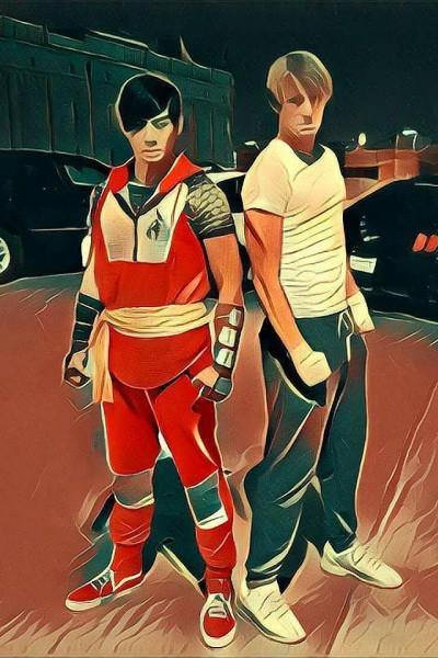 Caratula, cartel, poster o portada de Final Fight: The Broken Gear