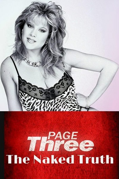 Caratula, cartel, poster o portada de Page Three: The Naked Truth