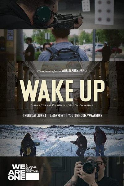 Caratula, cartel, poster o portada de Wake Up: Stories from the Frontlines of Suicide Prevention
