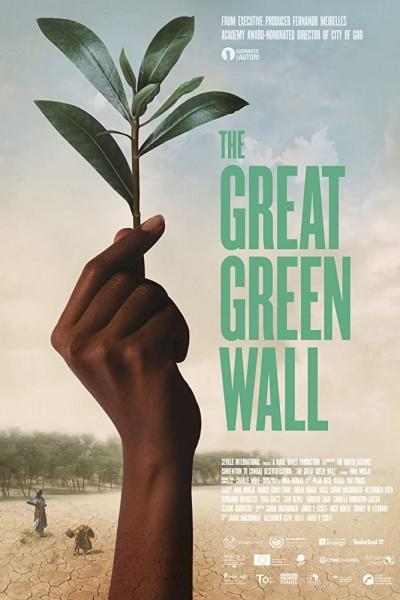 Caratula, cartel, poster o portada de The Great Green Wall