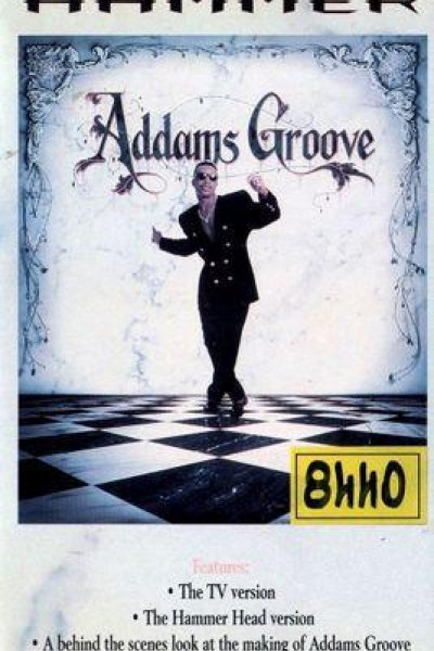 Caratula, cartel, poster o portada de Hammer: Addams Groove (Vídeo musical)