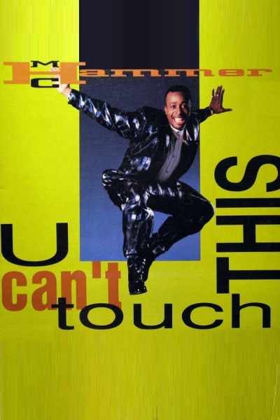 Caratula, cartel, poster o portada de MC Hammer: U Can\'t Touch This (Vídeo musical)
