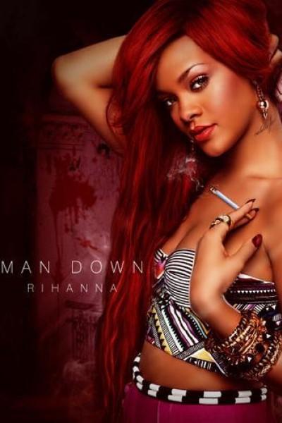 Caratula, cartel, poster o portada de Rihanna: Man Down (Vídeo musical)