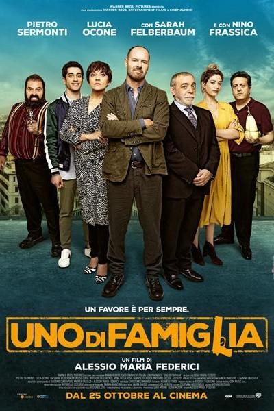 Caratula, cartel, poster o portada de Uno di Famiglia