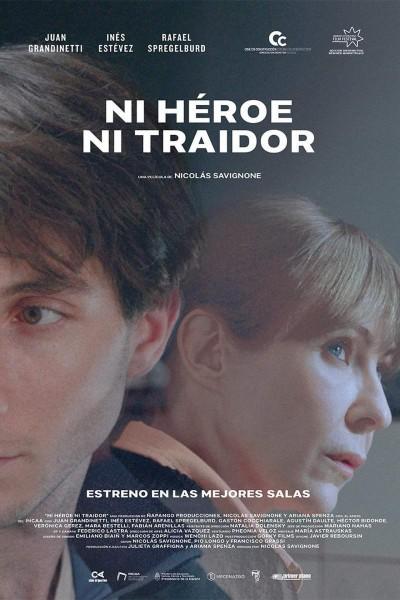 Caratula, cartel, poster o portada de Ni héroe ni traidor