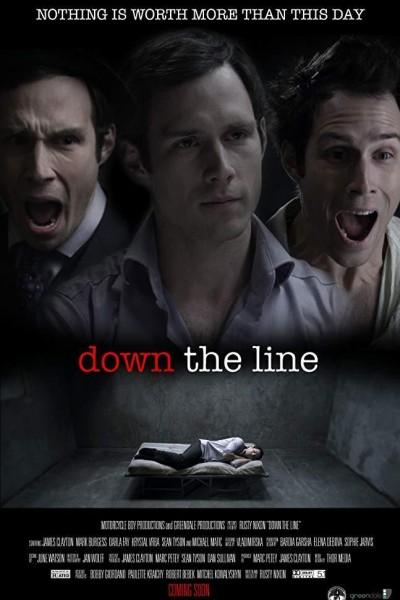 Caratula, cartel, poster o portada de Down the Line