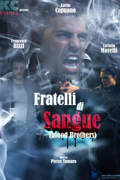 Caratula, cartel, poster o portada de Fratelli di sangue