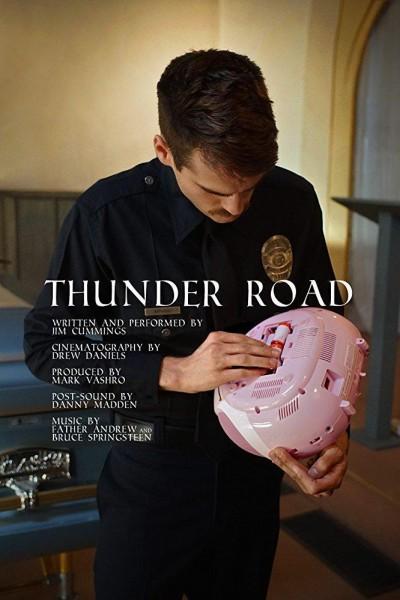 Caratula, cartel, poster o portada de Thunder Road