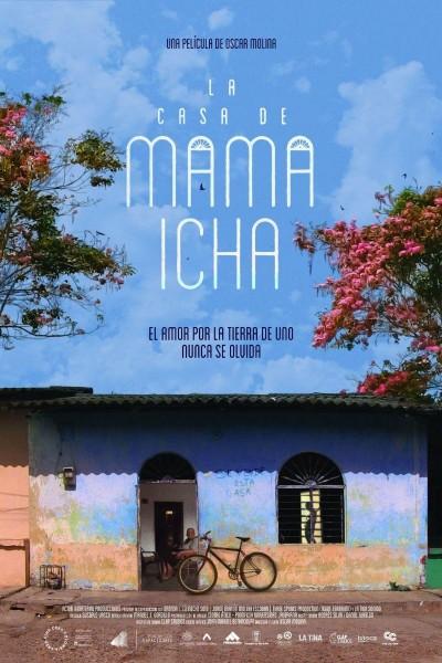 Caratula, cartel, poster o portada de La casa de Mama Icha