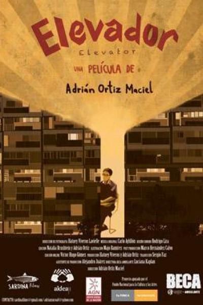 Caratula, cartel, poster o portada de Elevador