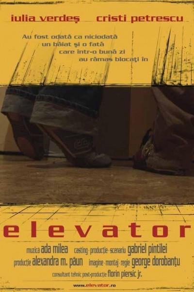 Caratula, cartel, poster o portada de Elevator