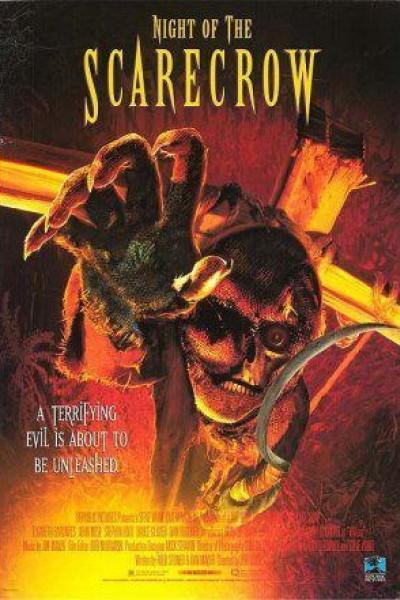 Caratula, cartel, poster o portada de Night of the Scarecrow