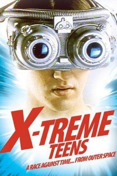Caratula, cartel, poster o portada de The Boy with the X-Ray Eyes