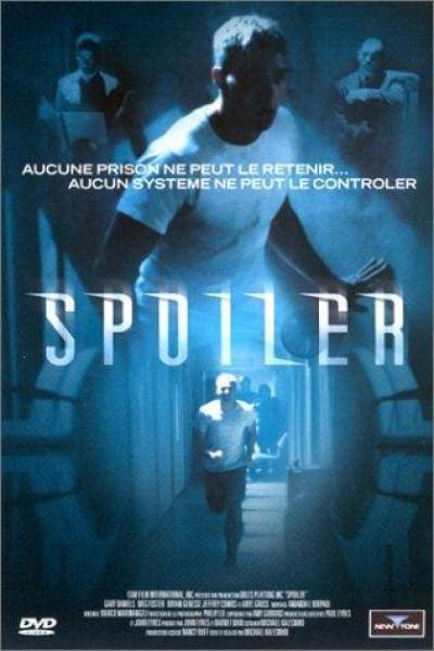 Caratula, cartel, poster o portada de Spoiler