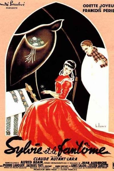 Caratula, cartel, poster o portada de Sylvie et le fantôme