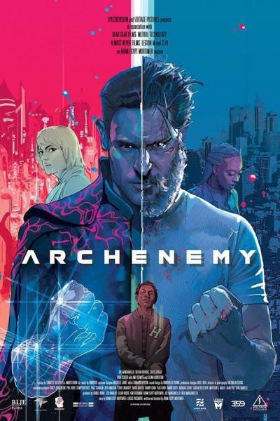 Caratula, cartel, poster o portada de Archenemy